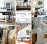 7 Great Design Ideas to Warm Up Your Home This Winter