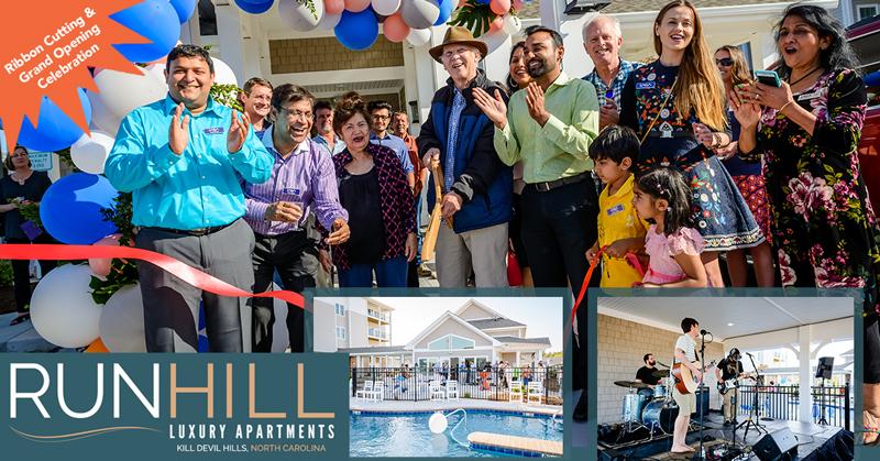 Runhill Grand Opening