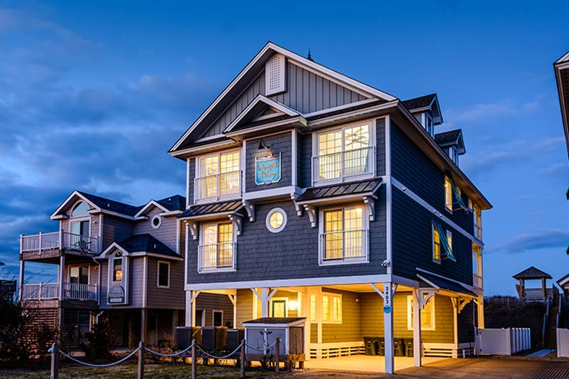 Outer Banks Home Builders | SAGA Realty & Construction