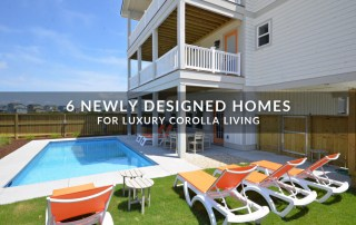 Amid Housing Inventory Shortage on the Outer Banks – SAGA Realty & Construction Launches Two New Corolla Communities