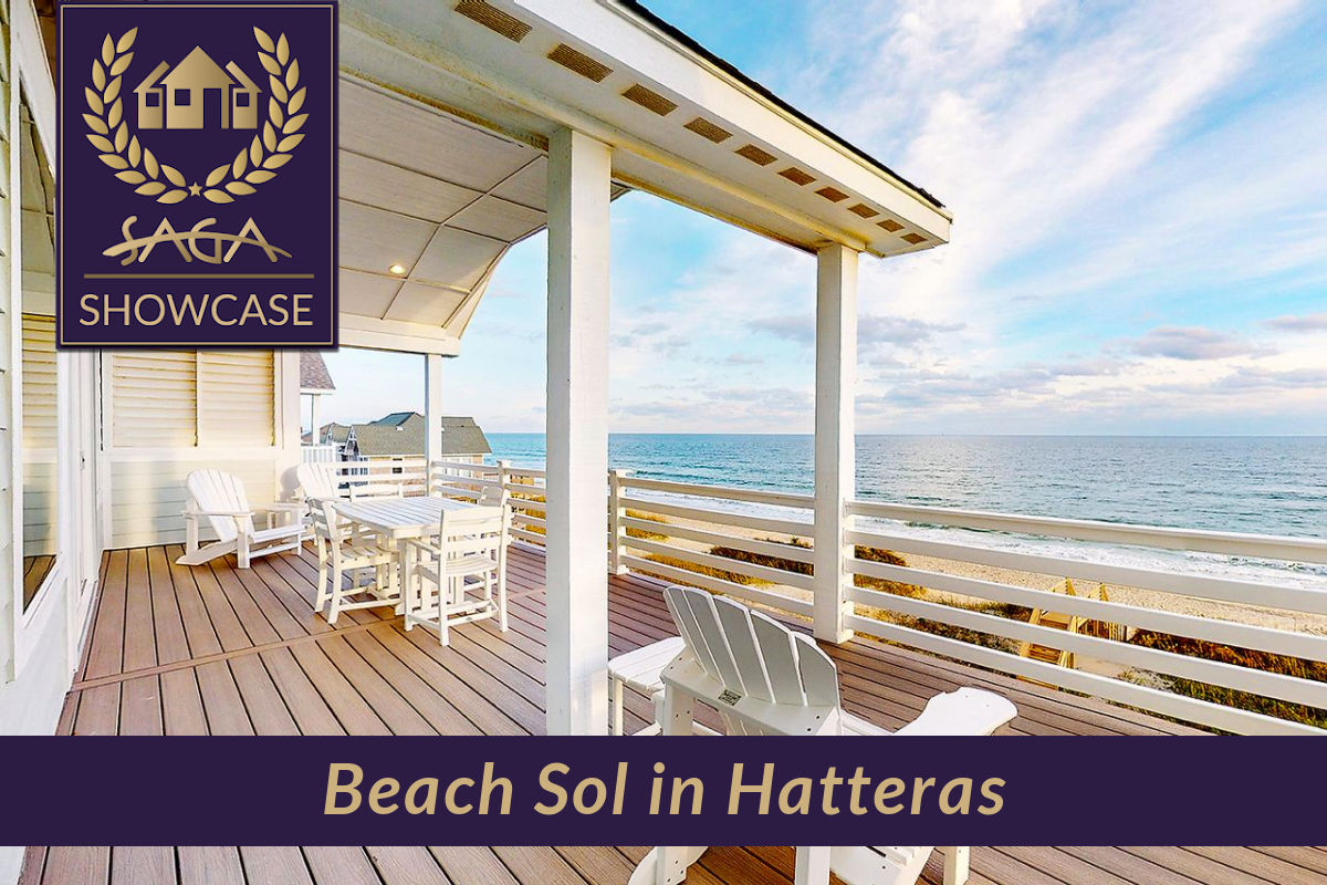 Beach Sol Hatteras Outer Banks Showcase 3 SAGA