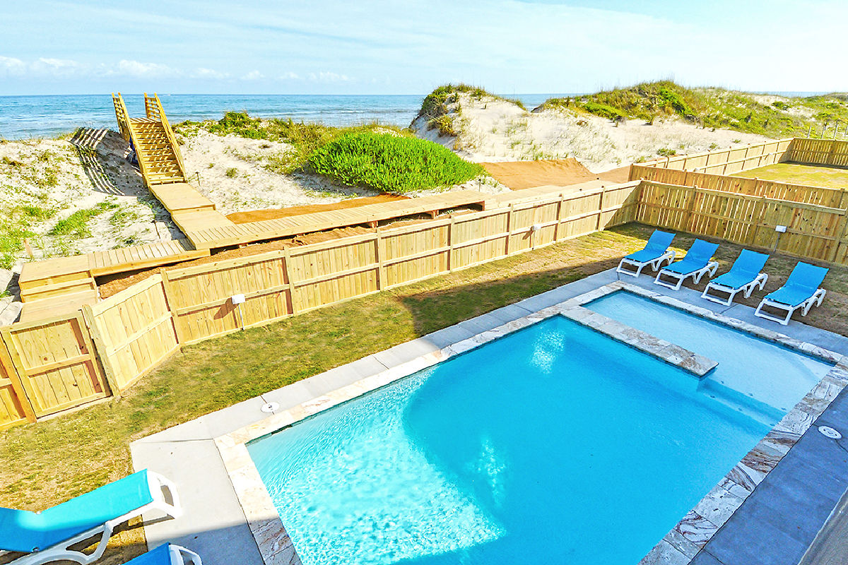 Beach Sol Hatteras vacation rental home is for sale8 Outer Banks SAGA