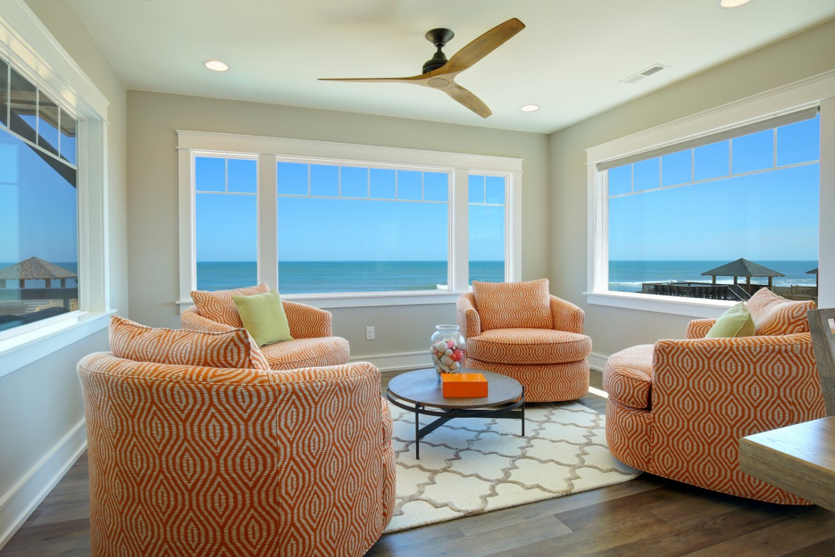 Home and land packages Beach house hatteras outer banks built by SAGA 8