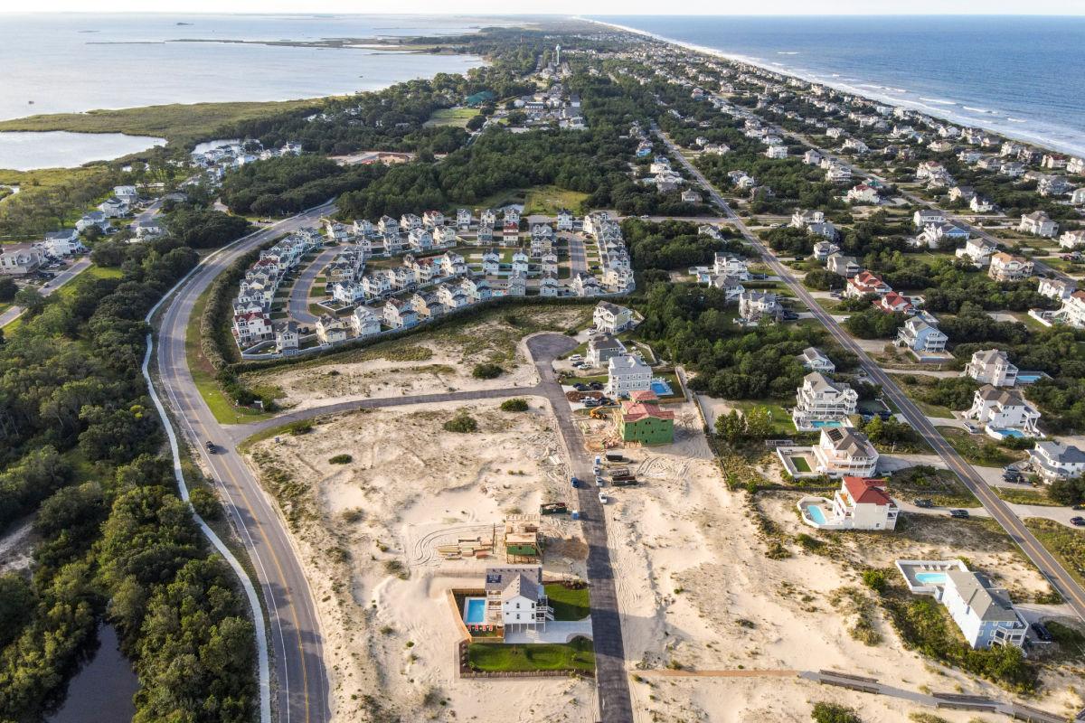 Corolla Shores community Outer Banks SAGA