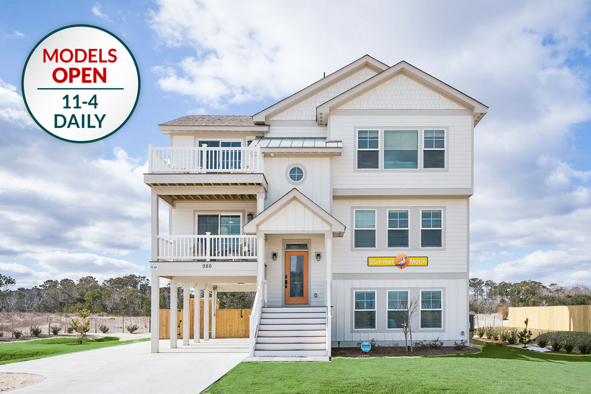 Model home open in Corolla Daily on the Outer Banks