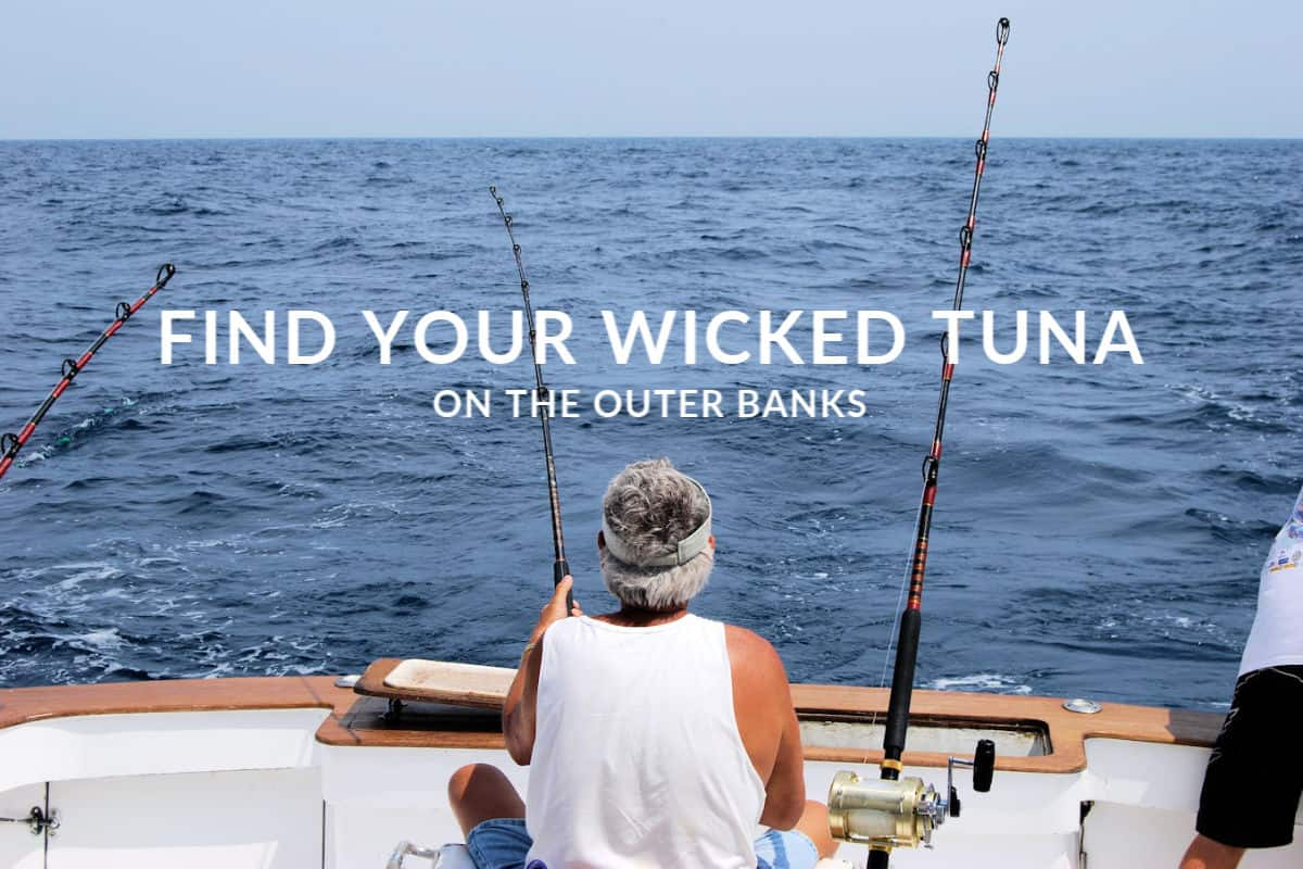 Find your wicked tuna on obx SAGA Outer Banks