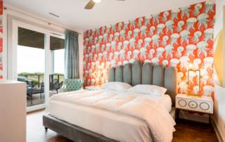 Go bold or go home guest room beach Aquadisiac by SAGA