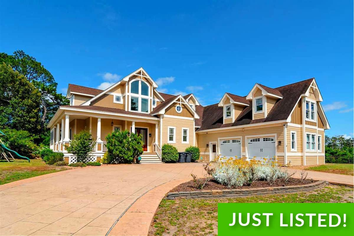 Just listed Carlyle on the Sound in Kill Devil Hills by Jessica Arnett