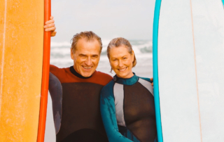 Retire and live an active lifestyle on the Outer Banks SAGA