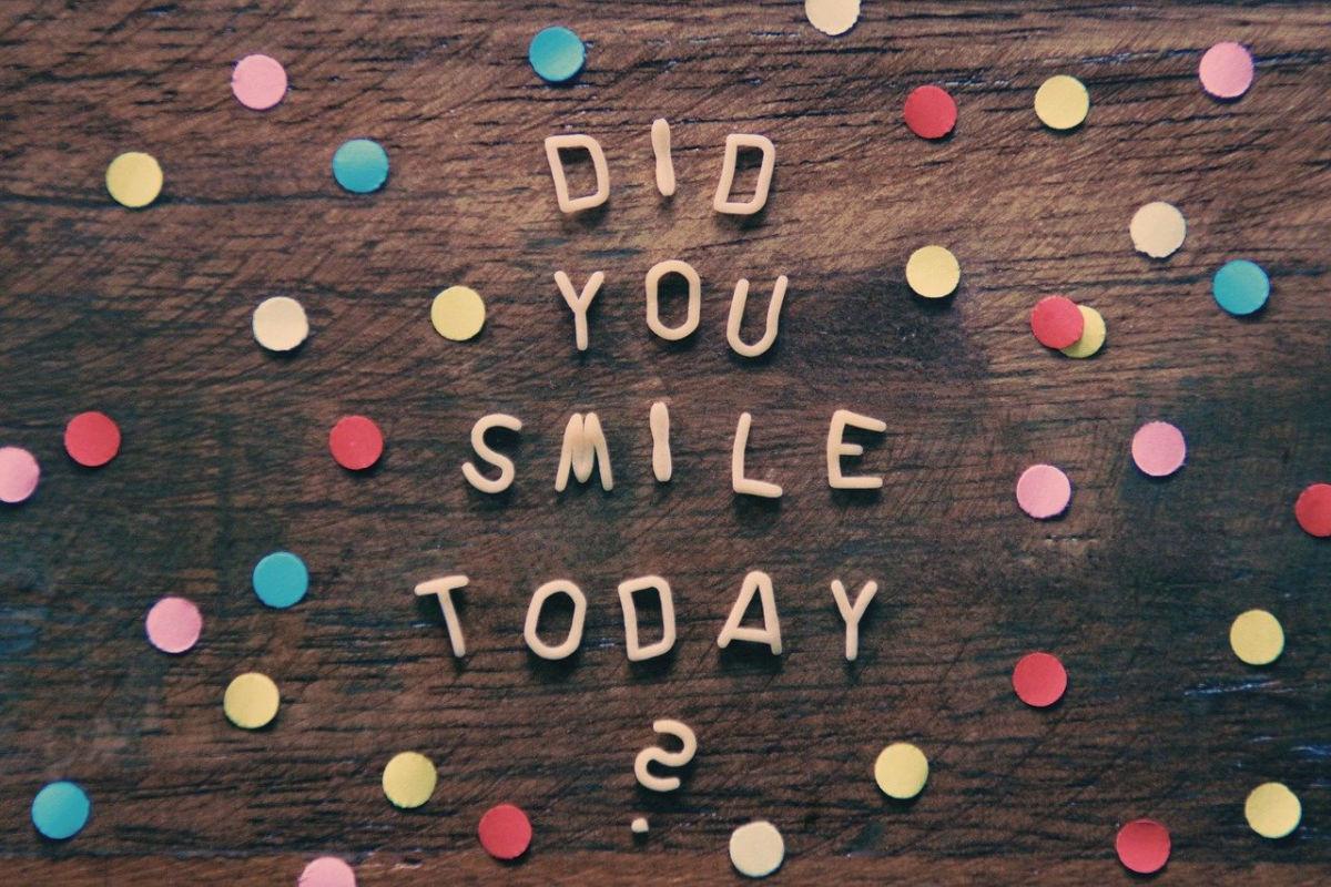 SAGA Spreading Smiles