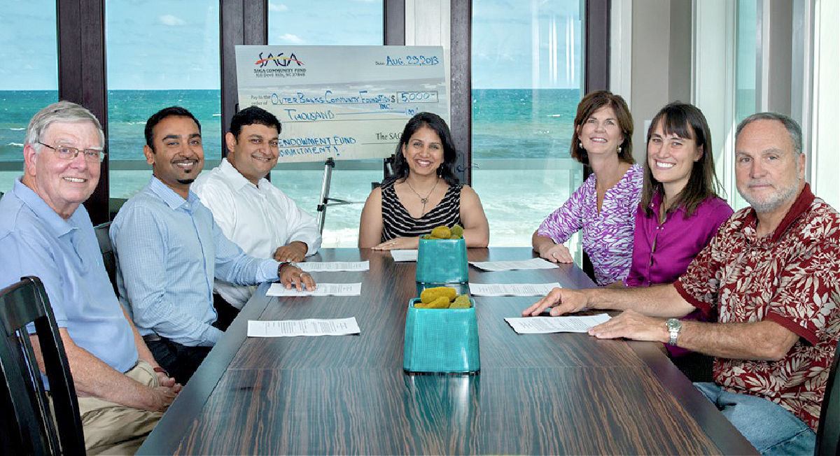 SAGA Community Foundation Board