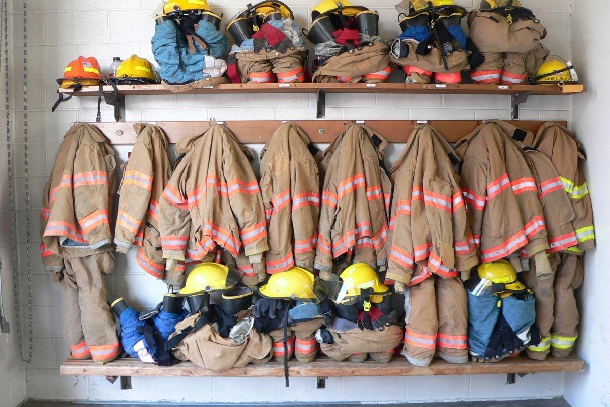 SCF helping community fire dept first responders