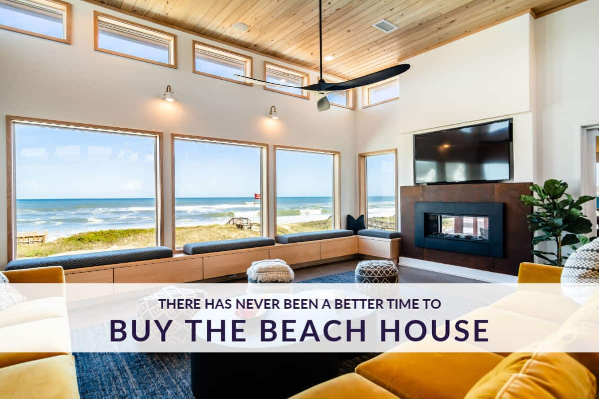 Buy the beach house Outer Banks SAGA