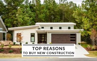 top reasons to buy new construction SAGA