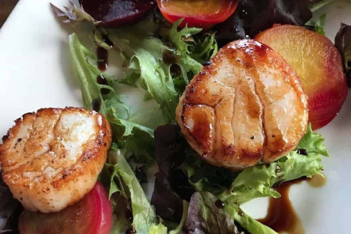 Seafood is our thang on the Outer Banks, so let's explore a simple way to cook tender scallops perfectly every time