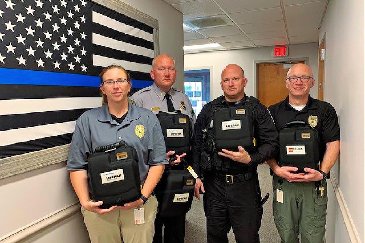 kill devil hills police department AED SAGA Community Focus Outer Banks